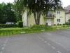 Parkplätze-Villa