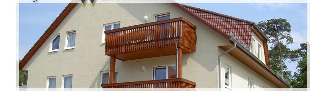Waterkant Ferienwohnung Appartment Baabe Rügen 4