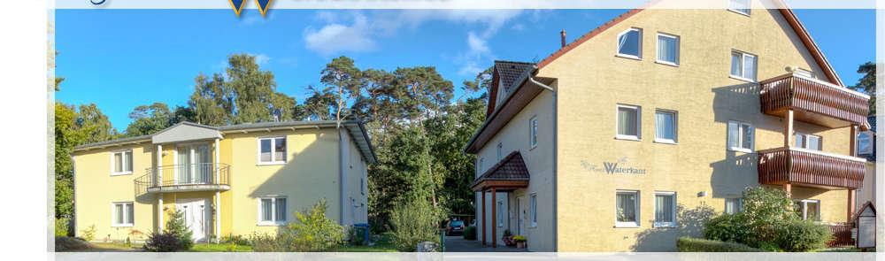 Waterkant Ferienwohnung Appartment Baabe Rügen 12